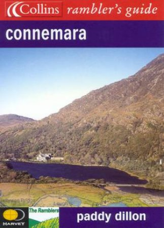 Collins Ramblers' Guide: Connemara by Paddy Dillon