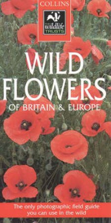 Collins Wildlife Trust Guide: Wild Flowers by Peter Heukels
