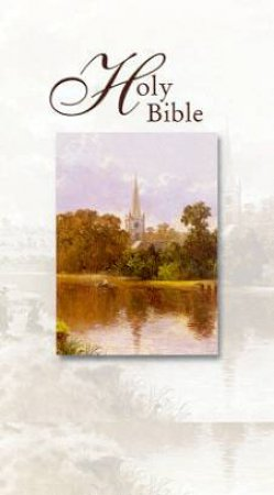 Holy Bible - KJV Pocket Edition (White Imitation Leather) by Various