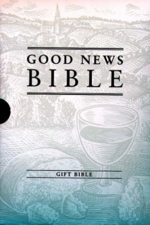 Good News Bible - Compact Imitation Leather Black With Zip by Various