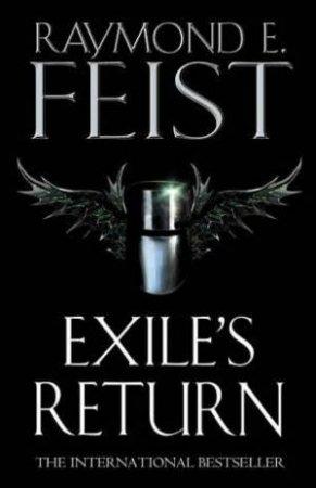 Exile's Return by Raymond E Feist