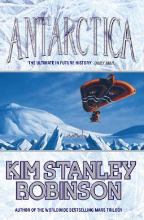Antarctica by Kim Stanley Robinson