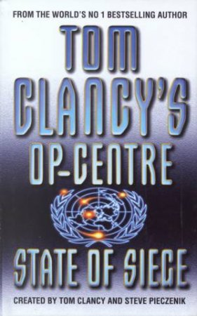 State Of Siege by Tom Clancy & Steve Pieczenik