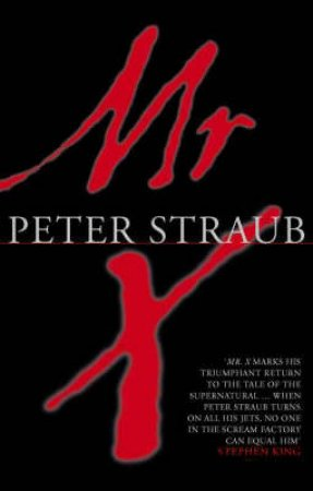 Mr X by Peter Straub