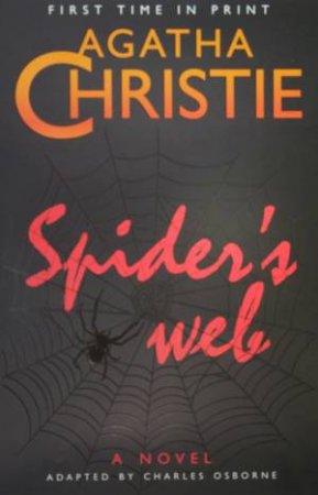 Spider's Web by Agatha Christie