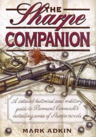 The Sharpe Companion by Mark Adkin