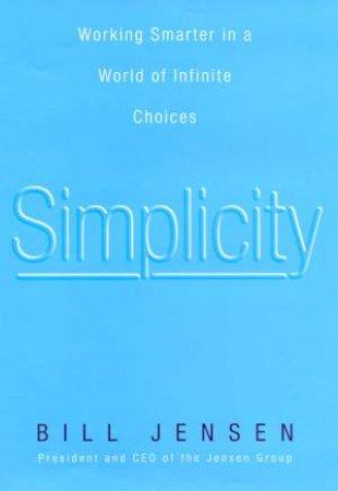 Simplicity by Bill Jenson