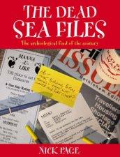 Dead Sea Files