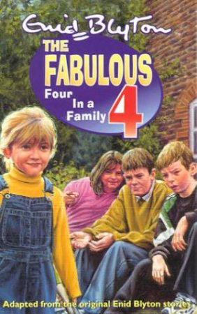 Four In A Family by Enid Blyton