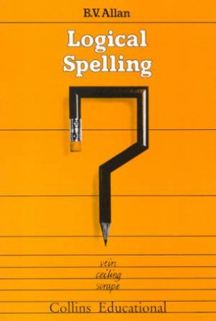 Logical Spelling by Benedict Allen