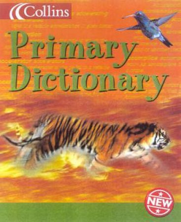 Collins Primary Dictionary by Various