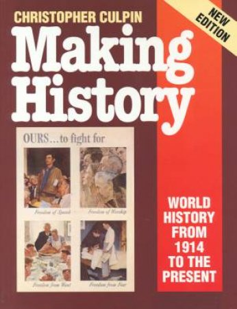 Making History by Christopher Culpin