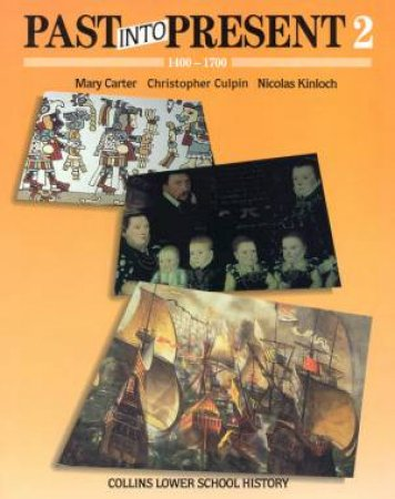 1400 - 1700 by Mary Carter & Christopher Culpin & Nicolas Kinloch