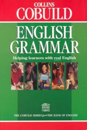 Collins Cobuild English Grammar by Various