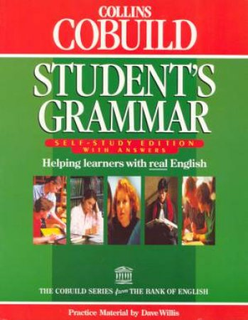 Collins Cobuild Student's Grammar Self Study Edition by Various
