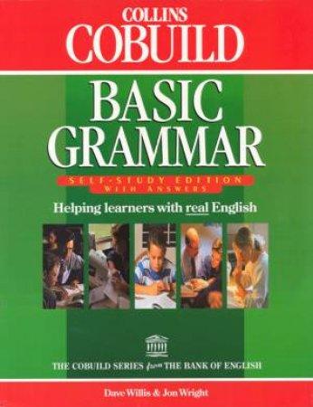 Collins Cobuild Basic Grammar by Dave Willis