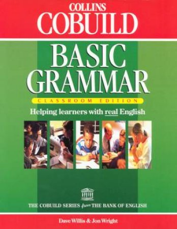 Collins Cobuild Basic Grammar by Dave Willis & Jon Wright