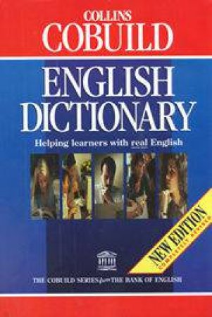 Collins Cobuild English Dictionary - 2 ed by Various