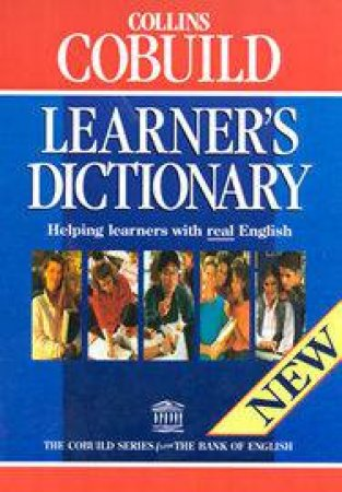 Collins Learner's Dictionary - Ideal For Learners Of EFL by Various