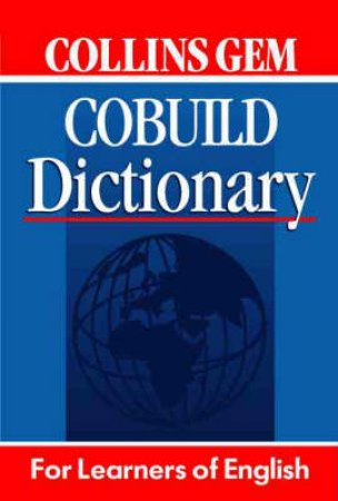 Collins Gem: Dictionary by Various