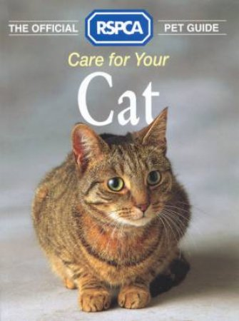 The Official RSPCA Pet Guide: Cats by Various