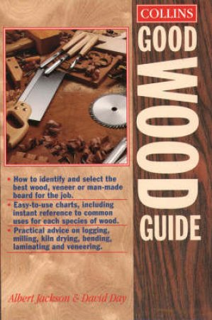 Collins Good Wood Guide by Albert Jackson & David Day