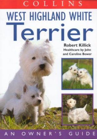 West Highland White Terrier by Robert Killick