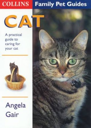 Collins Family Pets: Cat by Angela Gair