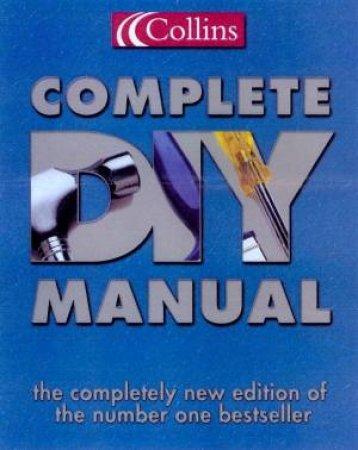 Collins Complete DIY Manual by Albert Jackson & David Day