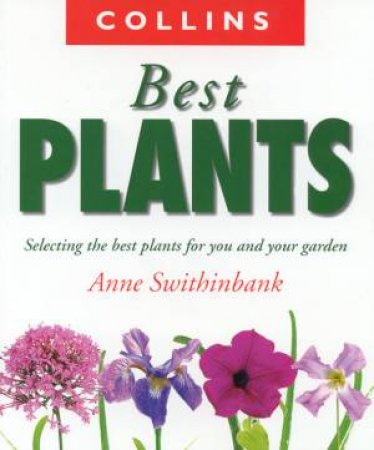 Collins Best Plants by Anne Swithinbank