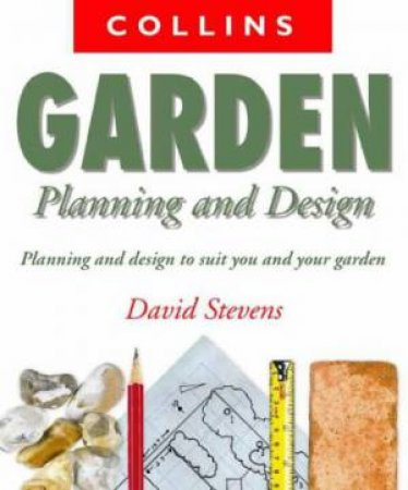 Collins Garden Planning And Design by David Stevens