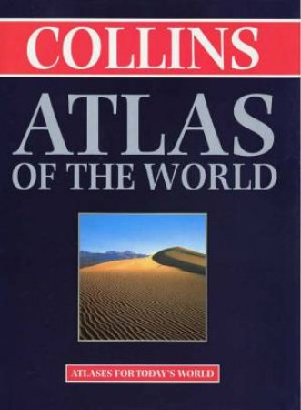 Collins Atlas Of The World by Various