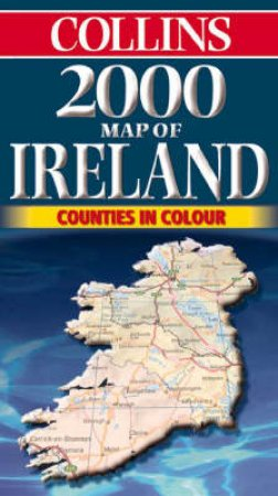 Collins Road Map: Ireland 2000 by Various