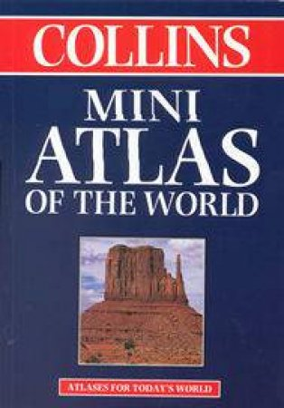 Collins Mini Atlas Of The World by Various