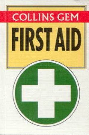 Collins Gem: First Aid by Various