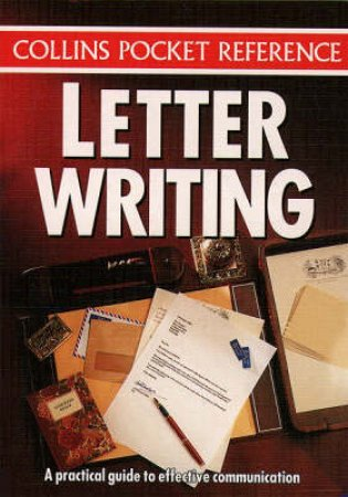 Collins Pocket Reference: Letter Writing by Collins
