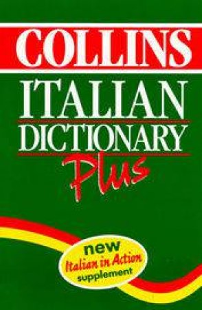 Collins Concise Italian Dictionary - 3 ed by Various