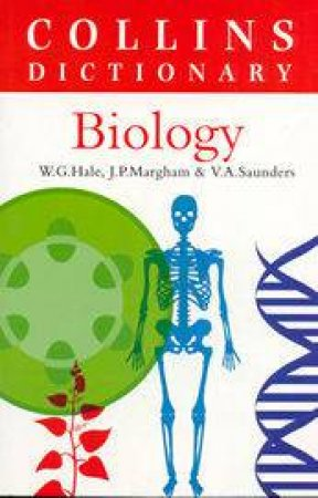 Collins Dictionary Of Biology by Various