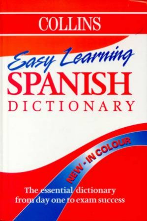 Collins Easy Learning Spanish Dictionary by Various