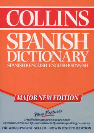 Collins Spanish Dictionary - 5 ed by Various