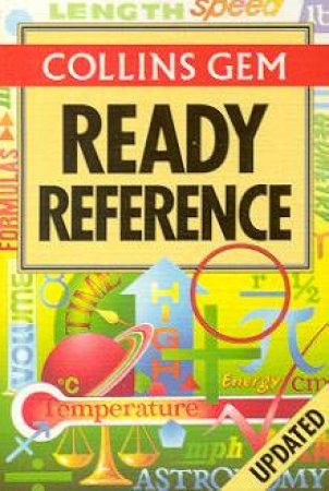Collins Gem: Ready Reference by Various