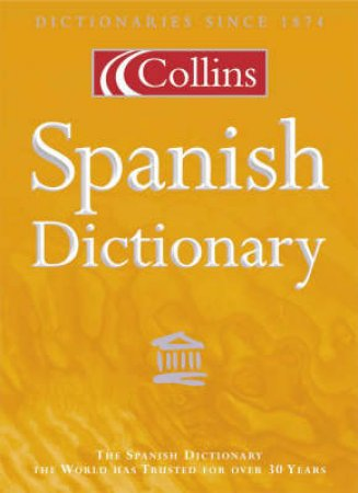 Collins Spanish Large Dictionary - 6 ed by Various