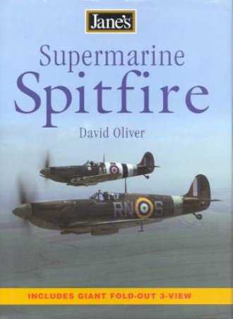 Supermarine Spitfire by David Oliver