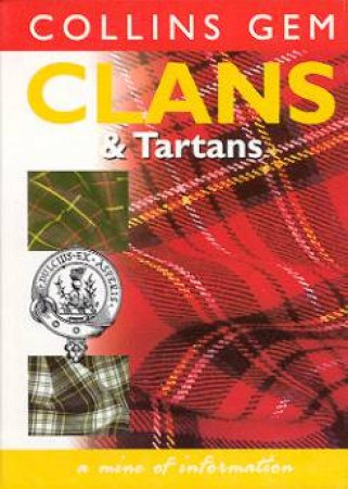 Collins Gem: Clans And Tartans by Various