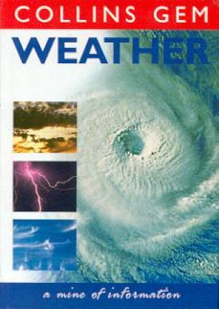 Collins Gem: Weather by Various
