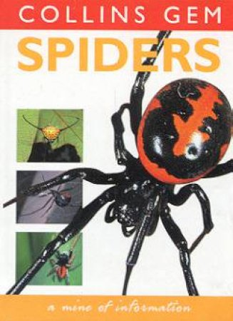 Collins Gem: Spiders by Various