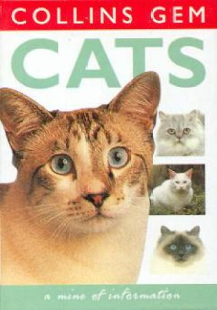 Collins Gem: Cats by Various