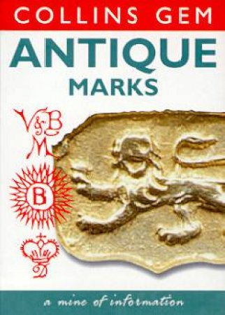 Collins Gem: Antique Marks by Various