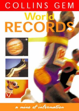 Collins Gem: World Records by Various