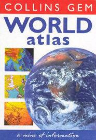 Collins Gem: World Atlas by Various